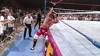 Shawn Michaels goes the distance in the 1995 Royal Rumble Match - Remember the Rumble