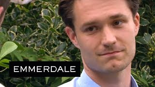 Emmerdale - Has Aaron Found Himself a New Man?