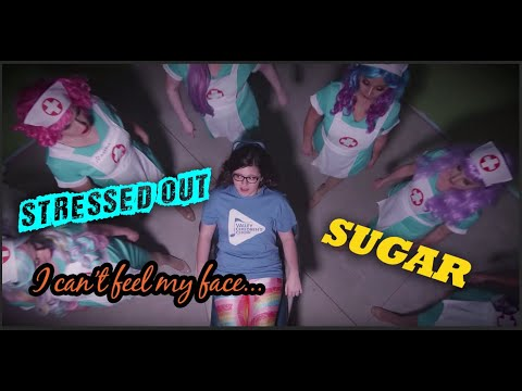 Sugar I can t feel my face Stressed Out Mash Up Valley Performing Arts Center