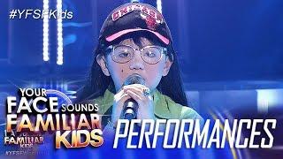 Your Face Sounds Familiar Kids: Alonzo Muhlach as April Boy Regino - Di Ko Kayang Tanggapin