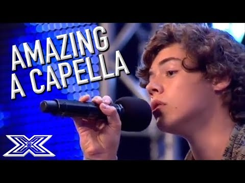 AMAZING A Capella Singers On The X Factor!   X Factor Global
