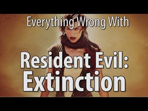 Xxx Mp4 Everything Wrong With Resident Evil Extinction 3gp Sex