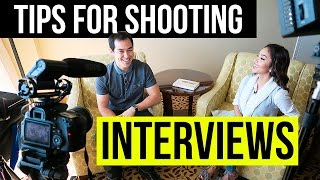 How To Film An Interview — Video Gear and Interview Lighting Tips