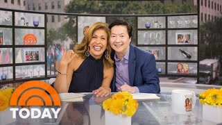 Ken Jeong Talks About Leaving Medicine For Acting: 'I've Always Followed My Passion'   TODAY
