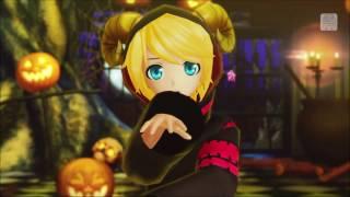 Vocaloid Halloween Party! [Miku, Rin & Len, Kaito, Meiko, Luka] (Mini-Concert)