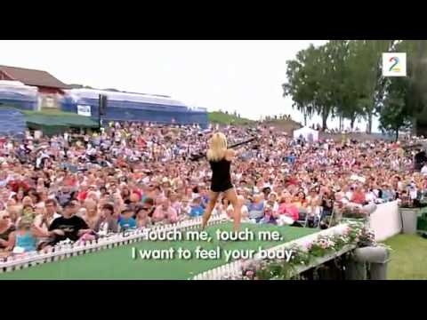 Samantha Fox - Touch Me  ( TV Norway  2010 )