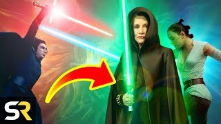 The Last Jedi: Biggest Unanswered Questions Fans CAN