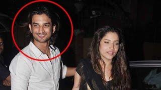Sushant Singh DENIES meeting ex girlfriend Ankita Lokhande!