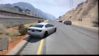تفحيط جراند 5: GTA V ~