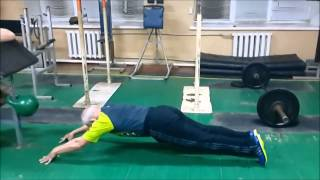 81 Years Old Man Showing His Incredible Skills - Calisthenics