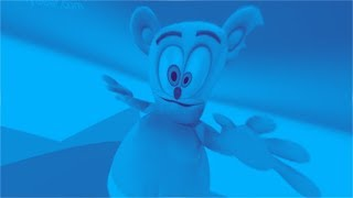 BLUE & REVERSE FISHEYE Gummibär REQUEST VIDOE Urdu HD Gummy bear Song