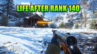 Life After Rank 140 - Progression Woes   Battlefield 1