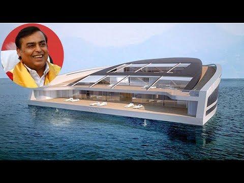 Xxx Mp4 मुकेश अंबानी ने खरीदा पानी पर चलता फिरता महल Mukesh Ambani Luxury Yacht 3gp Sex