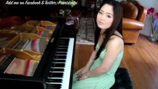 Sean Kingston - Letting Go (Dutty Love) ft. Nicki Minaj | Piano Cover by Pianistmiri 이미리