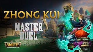 SMITE! Zhong Kui, No soy una liebre sorry :V! Master Duel S5 #253