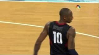 Kobe Bryant's clutchest game 2008 Olympics USA