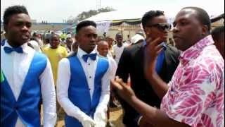 Diamond-Dodoma uzinduzi wa TASAF awamu ya Tatu.