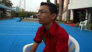 Nilay Kulkarni – little genius guy with a big heart!