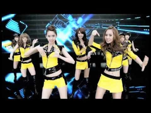 少女時代 MR.TAXI (DANCE VER.)