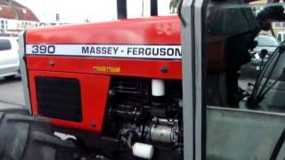 Massey Ferguson 390 4wd  tractor