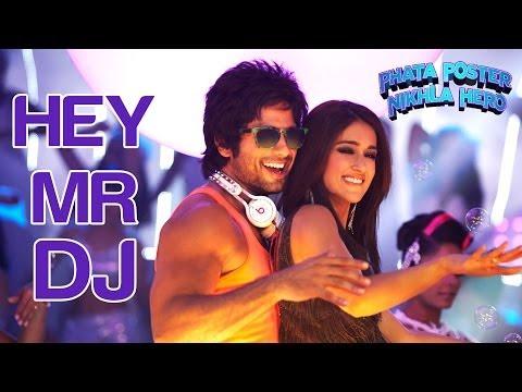 Xxx Mp4 Hey Mr DJ Lets Go Bananas Phata Poster Nikla Hero Shahid Kapoor Amp Ileana D 39 Cruz Pritam 3gp Sex