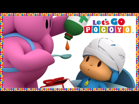 Let s Go Pocoyo Nurse Elly Episode 51 in HD