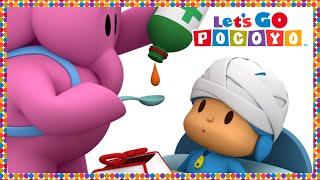 Let's Go Pocoyo! -  Nurse Elly [Episode 51] in HD