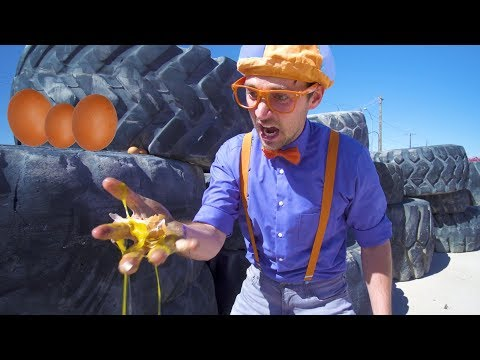 Xxx Mp4 Learn Verbs With Blippi Educational Digger Videos For Kids 3gp Sex