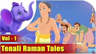 The Adventures of Tenali Raman - Vol 1