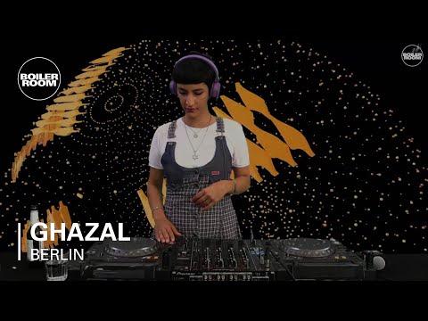 Ghazal Boiler Room Berlin Studio Dj Set