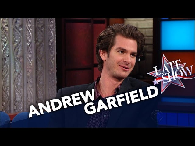 Andrew Garfield Went Quiet For A Week Preparing For 'Silence'