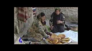 Classic Bread Bakingپخت نان سنتی ایران (Pokht Nan sonati Irani )