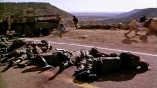 Red Dawn Battle Scene 1984 (Remastered)