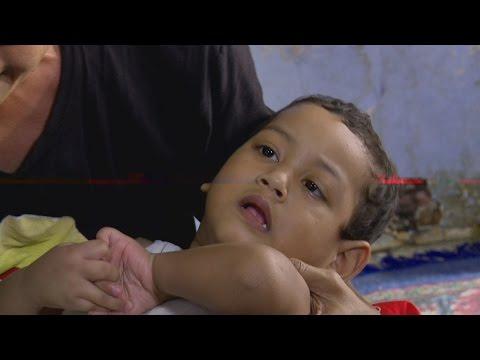 SURVIVOR - Hebatnya Pak Anas Menghidupi Dua Anaknya Yang Berkebutuhan Khusus (21/02/16) Part 2/4
