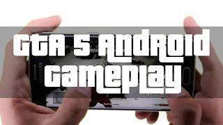 Gameplay of GTA 5 for Android [Full]