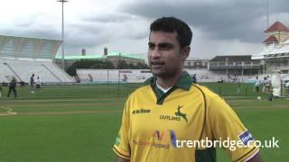 Tamim Iqbal at Trent Bridge