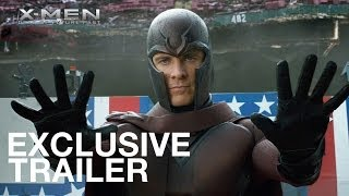 X-Men: Days of Future Past   Official UK Trailer #2 HD   2014