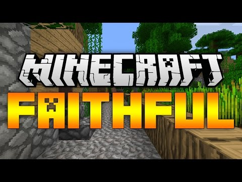 Minecraft Faithful 32x32 Resource Pack 1.11.1 Review Download