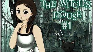 COME SIAMO ARRIVATI IN QUESTA CASA - the witch's house parte 1 gameplay ita