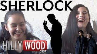 My Sherlock Parody Reaction Video