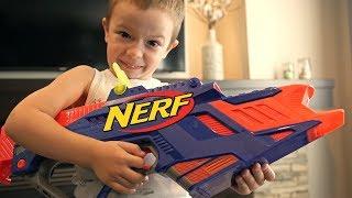 Nerf War: Gun BABY X!