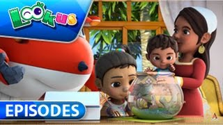 【Official】Super Wings - Episode 47