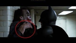Great Movie Mistakes: THE DARK KNIGHT (2008)