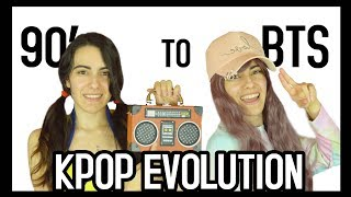 THE EVOLUTION OF KPOP (Mashup)
