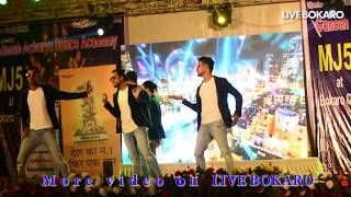 Amazing Bollywood Dance Performance 🕺 The Magical MJ5 performing 🕺 MJ 5 India's Dancing Superstar