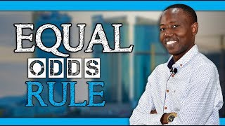 Mambo 3 Ya Kufanya Ili Kufanikisha Wazo Lako (Equal Odds Rule)