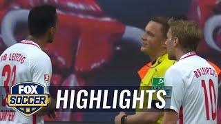 RB Leipzig vs. Bayern Munich | 2016-17 Bundesliga Highlights