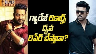 Ram Charan Can Beat Ntr Janatha Garage Records With Dhruva Movie || Silver Screen