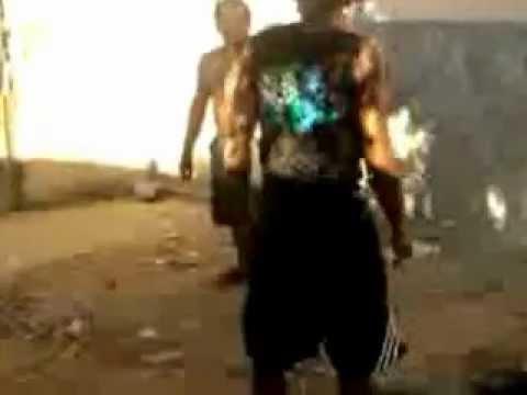 Briga de bêbados Barra de Jangada