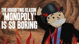 The Horrifying Reason